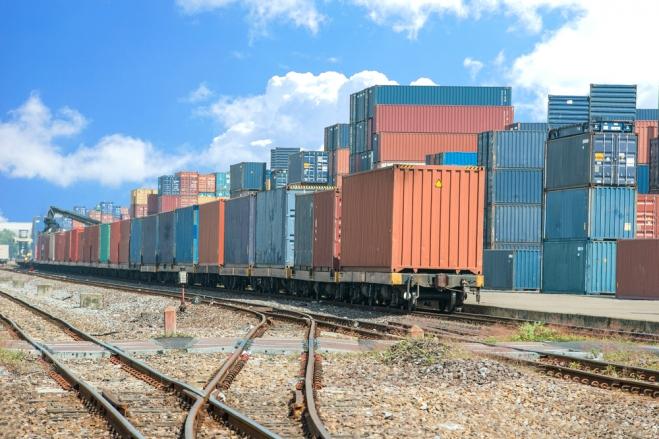 Rail Freight Iran